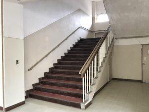 MIRAI階段